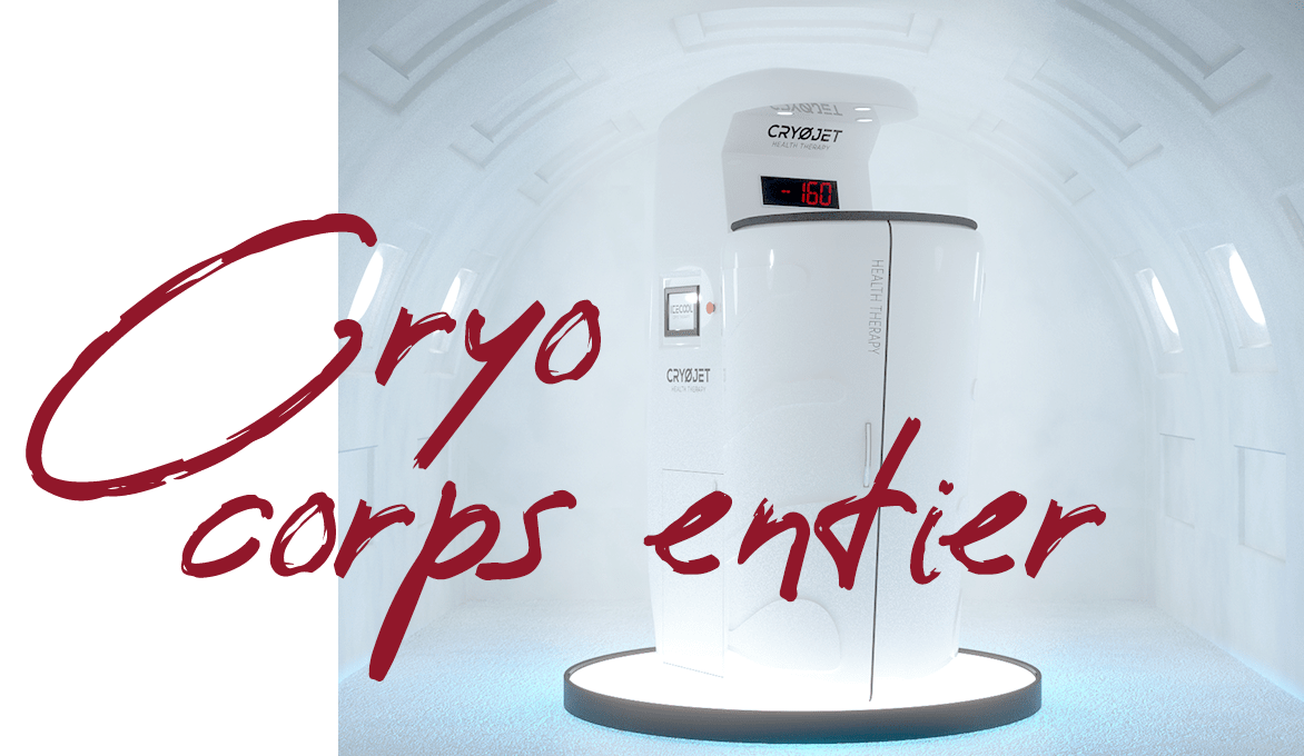 Cryo corps entier